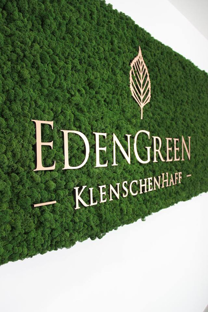 EdenGreen | résidence - services | entree